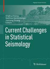 Current Challenges in Statistical Seismology