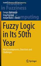 Fuzzy Logic in Its 50th Year