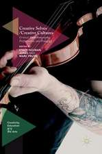 Creative Selves / Creative Cultures: Critical Autoethnography, Performance, and Pedagogy