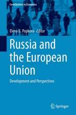Russia and the European Union: Development and Perspectives