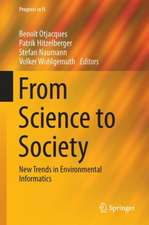 From Science to Society