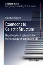 Exomoons to Galactic Structure : High Precision Studies with the Microlensing and Transit Methods