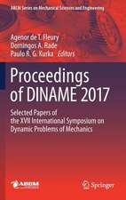 Proceedings of DINAME 2017: Selected Papers of the XVII International Symposium on Dynamic Problems of Mechanics