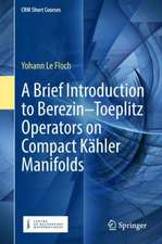 A Brief Introduction to Berezin–Toeplitz Operators on Compact Kähler Manifolds