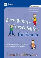 Bewegungsgeschichten für Kinder