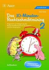 10-Minuten-Rechtschreibtraining 2