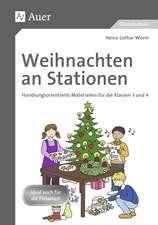 Weihnachten an Stationen 3-4
