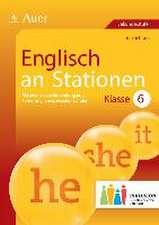 Englisch an Stationen 6 Inklusion