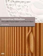 Innovativer Möbelbau