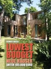Lowest Budget - Neue Häuser unter 185.000 Euro