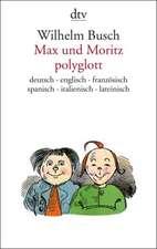 Max und Moritz, polyglott