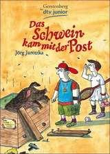 Das Schwein kam mit der Post