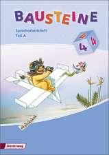 BAUSTEINE Spracharbeitsheft 4. Teil A und B im Paket