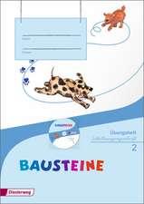 BAUSTEINE Sprachbuch 2. Übungsheft 2 SAS mit CD-ROM