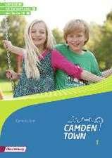 Camden Town 1. Workbook 1 mit Lernsoftware und Audio-CD. Allgemeine Ausgabe. Gymnasien