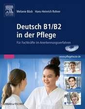 Deutsch B1/B2 in der Pflege