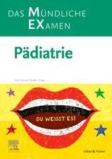 MEX Das Mündliche Examen - Pädiatrie