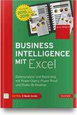 Business Intelligence mit Excel