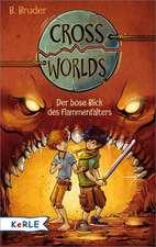 Cross Worlds Band 2 - Der böse Blick des Flammenfalters