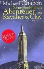 Die unglaublichen Abenteuer von Kavalier und Clay