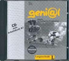 geni@l A1 Audio-CD zum Arbeitsbuch