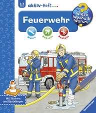 Feuerwehr WWW aktiv-Heft