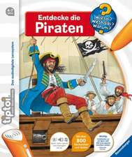 tiptoi® Entdecke die Piraten: de la 4 ani