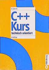 C++ Kurs: Technisch orientiert