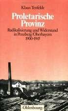 Proletarische Provinz