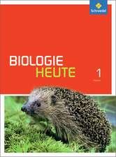 Biologie heute 1. Schülerband. Gymnasien. Hessen