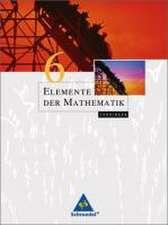 Elemente der Mathematik 6. Schülerband. Thüringen