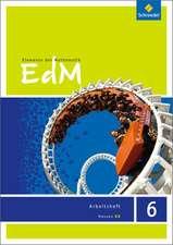 Elemente der Mathematik 6. Arbeitsheft. G9. Hessen