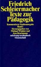 Texte zur Pädagogik 1