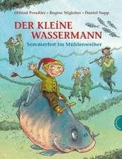 Der kleine Wassermann. Sommerfest im Mühlenweiher