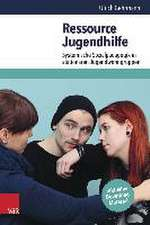 Ressource Jugendhilfe