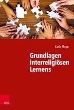 Grundlagen interreligiösen Lernens