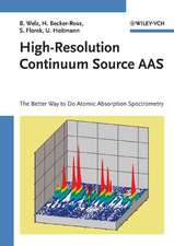 High–Resolution Continuum Source AAS: The Better Way to Do Atomic Absorption Spectrometry