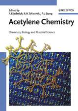 Acetylene Chemistry: Chemistry, Biology and Material Science
