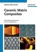 Ceramic Matrix Composites: Fiber Reinforced Ceramics and their Applications