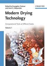 Modern Drying Technology, Volume 1: Computational Tools at Different Scales
