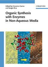 Organic Synthesis with Enzymes in Non–Aqueous Media