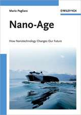 Nano–Age: How Nanotechnology Changes Our Future