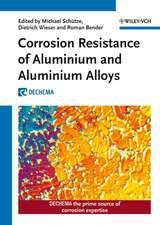 Corrosion Resistance of Aluminium and Aluminium Alloys