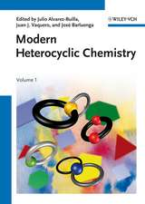 Modern Heterocyclic Chemistry: 4 Volume Set