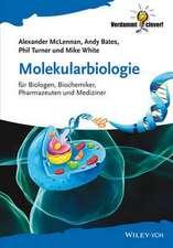 Molekularbiologie: für Biologen, Biochemiker, Pharmazeuten und Mediziner
