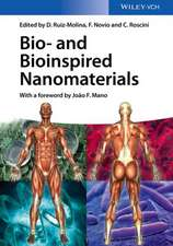 Bio– and Bioinspired Nanomaterials