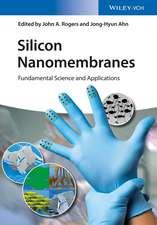 Silicon Nanomembranes: Fundamental Science and Applications