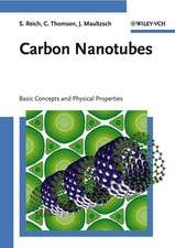Carbon Nanotubes: Basic Concepts and Physical Properties