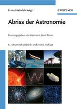 Abriss der Astronomie