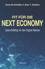 Fit für die Next Economy